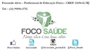 Assinatura E-mail Foco Saude